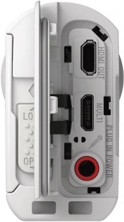 Экшн-камера Sony FDR-X3000 белый от Just.ru