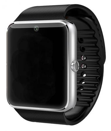 Смарт-часы Colmi GT08 Bluetooth 3.0 серебристый RUP003-GT08-3-F