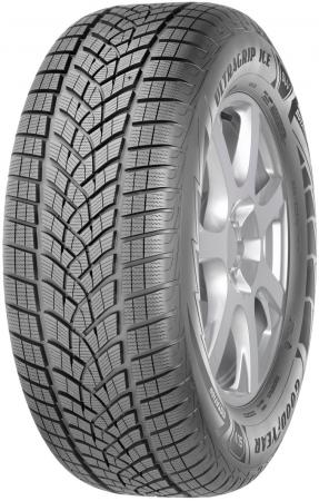 Шина Goodyear Ultra Grip Ice SUV GEN-1 235/60 R18 107T little angel горка для купания дельфин цвет голубой