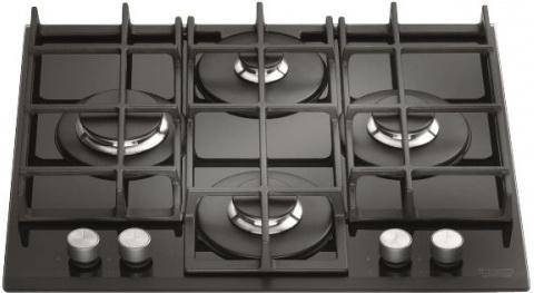 Варочная панель газовая Ariston TQG 641 /HA (CF) черный цена и фото