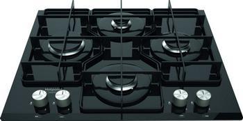 Варочная панель газовая Ariston TQG 642 /HA (BK) RU черный цена