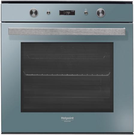 Электрический шкаф Ariston FI7 861 SH IC HA серый
