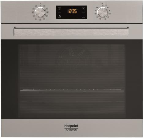 цены на Электрический шкаф Ariston FA5 844 C IX HA серебристый  в интернет-магазинах