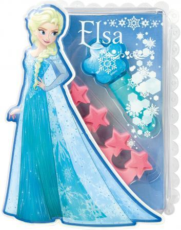 Игровой набор детской декоративной косметики Markwins Frozen Эльза 9606051 2 предмета markwins игровой набор детской декоративной косметики эльза холодное сердце