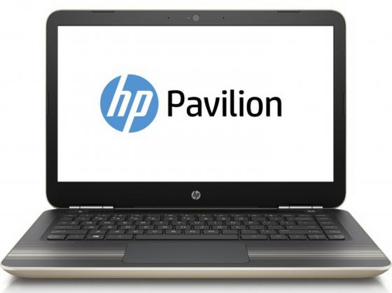 Ноутбук HP Pavilion 14-al106ur 14 1920x1080 Intel Core i5-7200U 1 Tb 6Gb nVidia GeForce GT 940MX 4096 Мб золотистый Windows 10 Z3D88EA ноутбук hp pavilion 14 bk009ur 14 intel core i5 7200u 2 5ггц 6гб 1000гб 128гб ssd nvidia geforce 940mx 2048 мб windows 10 1zd01ea золотистый