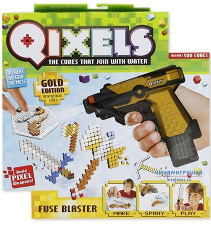 Набор для творчества Qixels Водяной бластер от 3 лет набор для творчества qixels ледяные воины