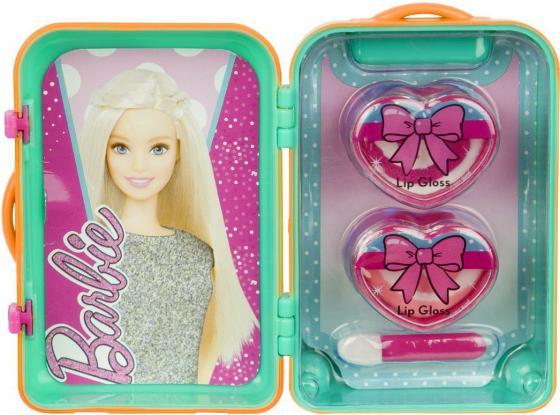 Игровой набор детской декоративной косметики Markwins Barbie в чемоданчике 4 предмета 9600251