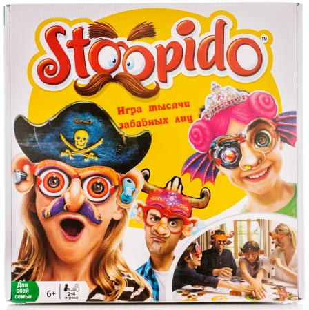 Настольная игра семейная Ooba Stoopido 1504 настольная игра слово за словом ooba npd1100