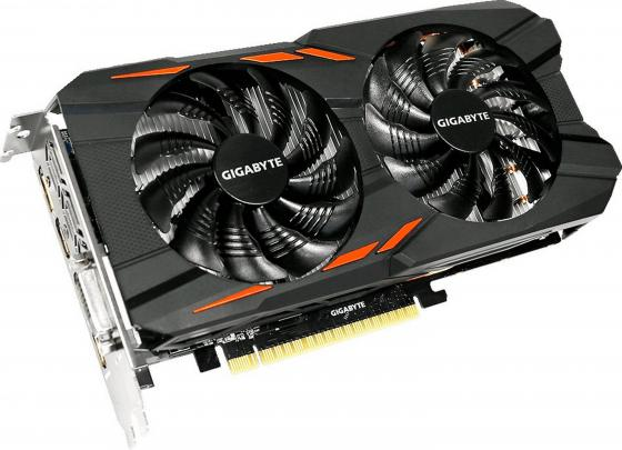 Видеокарта GigaByte GeForce GTX 1050 GV-N1050WF2OC-2GD PCI-E 2048Mb 128 Bit Retail цена и фото