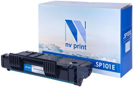 Картридж NVPrint SP101E для Ricoh Aficio SP101E для SP-100/100SF/100SU черный 2000стр кийосаки роберт т отойти от дел молодым и богатым