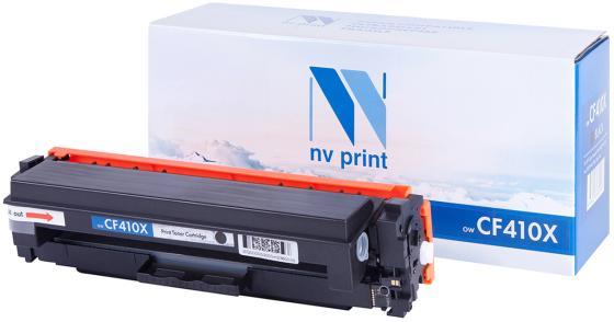 Картридж NV-Print CF410X для HP Laser Jet Pro M477fdn/M477fdw/M477fnw/M452dn/M452nw черный 6500стр картридж nv print cf413a magenta для hp laserjet color pro m377dw m452nw m452dn m477fdn m477fdw m477fnw
