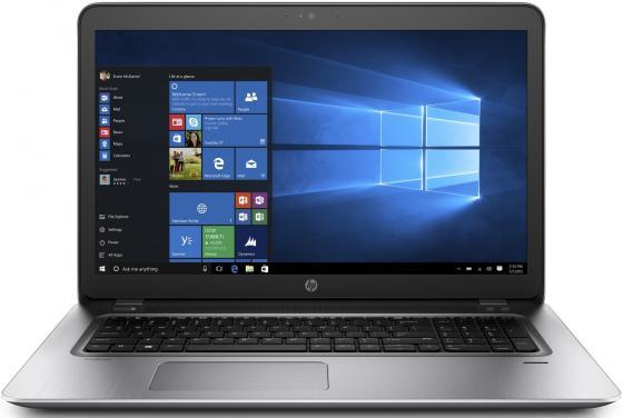 Ноутбук HP ProBook 470 G4 17.3 1920x1080 Intel Core i3-7100U 500 Gb 4Gb nVidia GeForce GT 930MX 2048 Мб серебристый Windows 10 Professional Y8A79EA ноутбук lenovo ideapad 320 15isk 15 6 1366x768 intel core i3 6006u 256 gb 4gb nvidia geforce gt 920mx 2048 мб черный windows 10 home