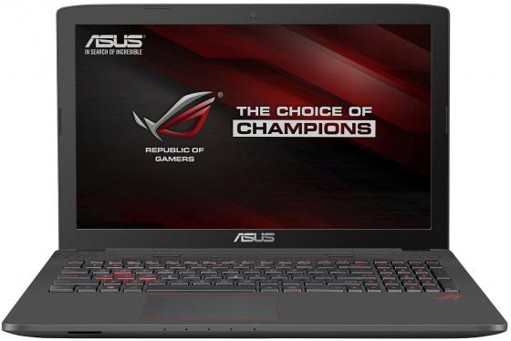 Ноутбук ASUS GL752VW-T4507T 17.3 1920x1080 Intel Core i7-6700HQ 2 Tb 12Gb nVidia GeForce GTX 960M 2048 Мб серый Windows 10 Home 90NB0A42-M07080 ботинки meindl meindl ohio 2 gtx® женские