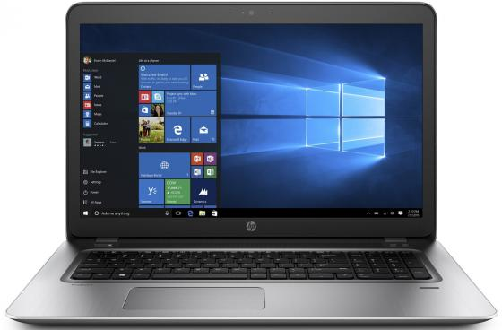 Ноутбук HP Probook 450 G4 15.6 1920x1080 Intel Core i7-7500U SSD 256 8Gb nVidia GeForce GT 930MX 2048 Мб серебристый Windows 10 Professional Y7Z98EA компьютер hp z2 mini g3 intel core i7 6700 16gb ssd 256 m620 2048 мб windows 10 professional черный 1cc42ea
