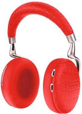 все цены на Наушники Parrot ZIK 3 PF562127 беспроводные красный онлайн
