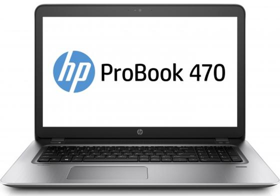 "Ноутбук HP Probook 470 G4 17.3"" 1920x1080 Intel Core i5-7200U 500Gb 4Gb nVidia GeForce GT 930MX 2048 Мб серебристый Windows 10 Professional Y8A81EA"