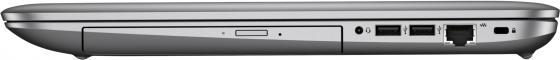 "Ноутбук HP Probook 450 G4 15.6"" 1920x1080 Intel Core i7-7500U 1 Tb 8Gb nVidia GeForce GT 930MX 2048 Мб серебристый Windows 10 Professional Y7Z99EA"