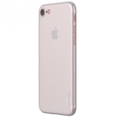 Накладка LAB.C 0.4 для iPhone 7 прозрачный LABC-162-CR