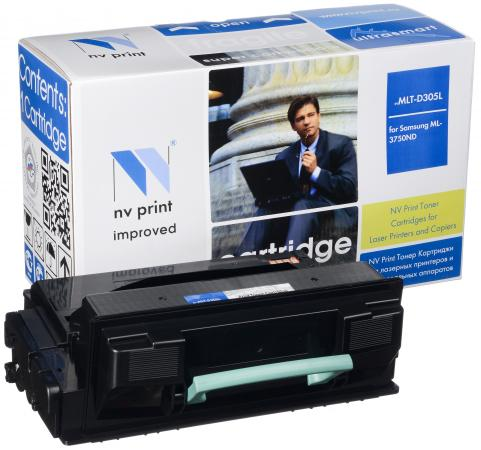 Фото - Картридж NV-Print MLT-D305L для Samsung SCX-5637FR ML-3750ND ML-3710 ML-3710P ML-3710DN SCX-5637 10000стр Черный картридж nv print ml 1710 univ