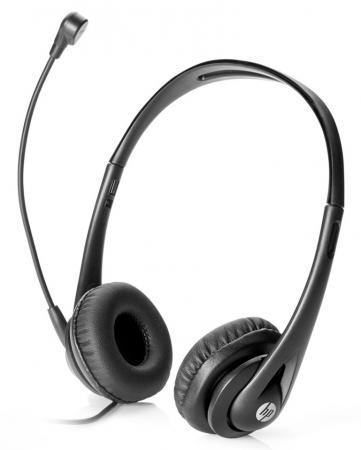 все цены на Гарнитура HP Business Headset v2 черный T4E61AA онлайн