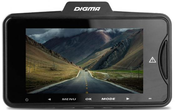 Видеорегистратор Digma Free Drive 300 1920x1080 140° черный