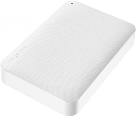 Внешний жесткий диск 2.5 USB 3.0 2Tb Toshiba Canvio Ready белый HDTP220EW3CA get ready 50 мл adidas get ready 50 мл