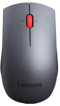 Мышь беспроводная Lenovo Professional Wireless Laser Mouse чёрный USB + радиоканал 4Х30Н56886