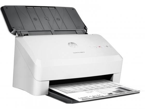 Сканер HP ScanJet Pro 3000 S3 L2753A сканер hp scanjet enterprise flow 7000 s3 l2757a