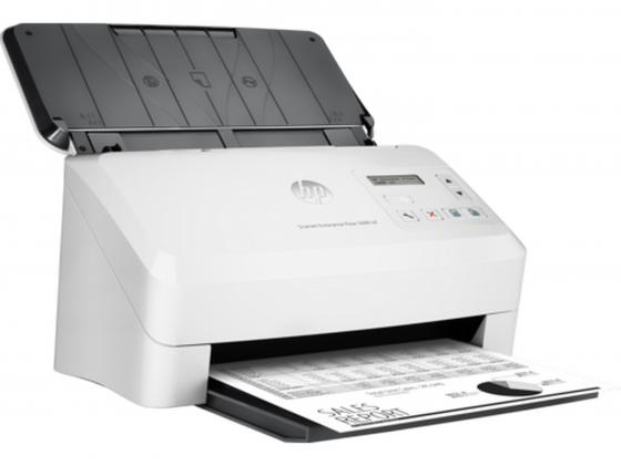 Сканер HP ScanJet EntFlw5000 S4 L2755A сканер hp scanjet enterprise flow 7000 s3 l2757a