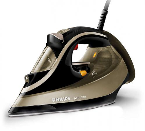 Утюг Philips GC4879/00 2800Вт чёрный philips gc 4879 00