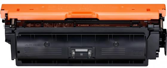 Картридж Canon CRG 040 C для Canon i-SENSYS LBP710Cx/LBP712Cx голубой 0458C001 картридж canon 040 c для принтеров i sensys lbp712cx lbp710cx голубой 5400 страниц