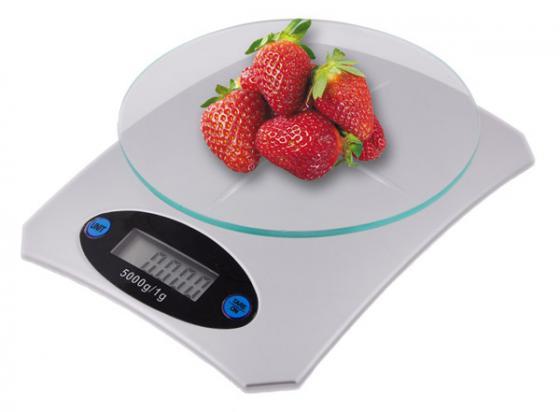 Весы кухонные Irit IR-7118 белый кухонные весы irit ir 7118