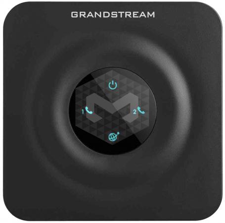 Шлюз VoIP Grandstream HT802 2xFXS 1xLAN 10/100Мб/с SIP БП kamaljeet kaur and gursimranjit singh crtp performance for voip traffic over ieee 802 11
