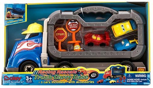 Игровой набор Boley Смелый гонщик разноцветный