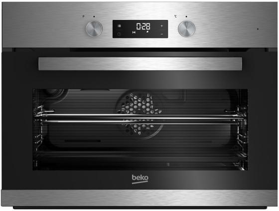 Электрический шкаф Beko BCM12300X серебристый все цены