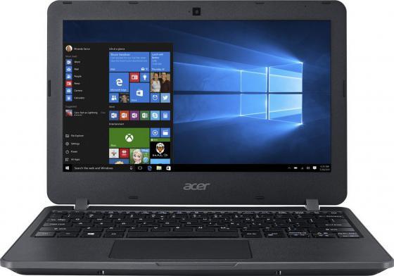 Ноутбук Acer TravelMate B117-M 11.6 1366x768 Intel Celeron-N3060 SSD 32 4Gb Intel HD Graphics 400 черный Windows 10 Professional NX.VCHER.009 ноутбук acer travelmate tmb117 m c8fg 11 6 1366x768 intel celeron n3060 128 gb 4gb hd graphics 400 черный windows 10 professional nx vcger 017