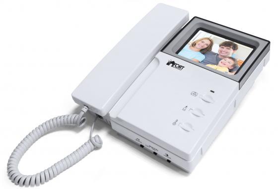 Видеодомофон FORT Automatics C0406 с цифровым блоком сопряжения