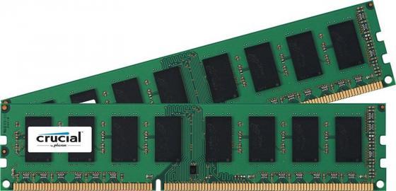 Оперативная память 16Gb (2x8Gb) PC4-19200 2400MHz DDR4 DIMM Crucial CT2K8G4DFS824A цена