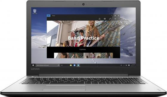 "все цены на Ноутбук Lenovo IdeaPad 310-15 15.6"" 1366x768 Intel Core i5-6200U 500 Gb 4Gb nVidia GeForce GT 920MX 2048 Мб серебристый Windows 10 Home 80SM00QFRK онлайн"