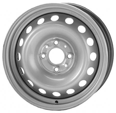 Диск ТЗСК Hyundai Solaris/Kia Rio 3 6xR15 4x100 мм ET48 Серебристый диск magnetto hyundai solaris 6 0xr15 4x100 et48 d54 1 silver 15003s am