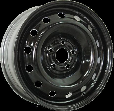Диск ТЗСК Ford Focus 2 6xR15 5x108 мм ET52.5 Серебристый iji ford 6 5x16 5x108 d63 3 et50 black