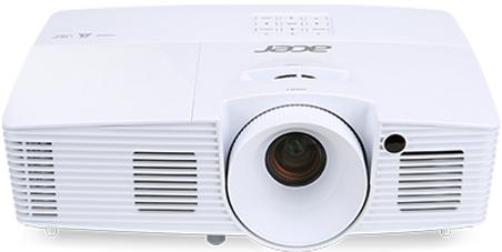 Фото #1: Проектор Acer X117H 800x600 3600 лм 20000:1 белый MR.JP211.001