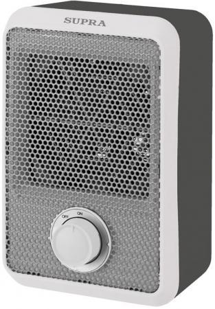 Тепловентилятор Supra TVS-F08 800 Вт белый серый обогреватель supra tvs 220f 2 светло серый