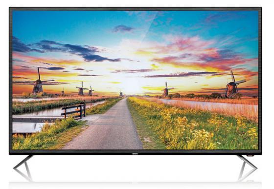 Телевизор LED 39 BBK 40LEM-1027/TS2C черный 1366x768 50 Гц SCART USB телевизор led 39 bbk 39lem 1033 ts2c черный 1366x768 usb vga
