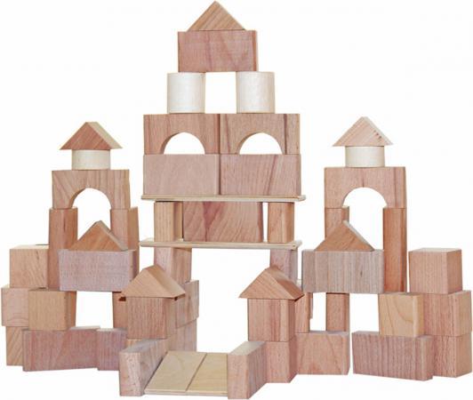Конструктор Краснокамская игрушка Строим сами неокрашенный НСК-06 66 элементов краснокамская игрушка краснокамская игрушка конструктор строим сами неокрашенный