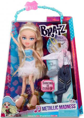 Кукла базовая Хлоя Bratz из серии Bratz! Вечеринка bratz bratzillaz магическое кафе