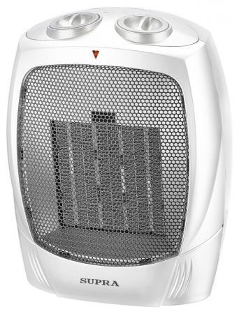 Тепловентилятор Supra TVS-PN15-2 1500 Вт белый обогреватель supra tvs 220f 2 светло серый