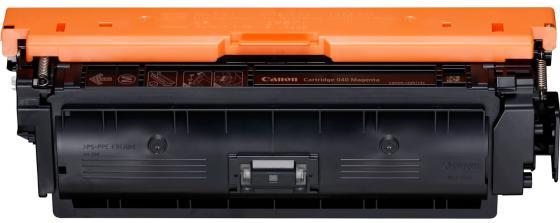 Картридж Canon CRG 040 M для Canon i-SENSYS LBP710Cx/LBP712Cx пурпурный 0456C001 картридж canon crg 731 c eur
