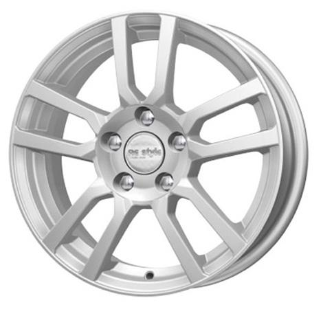 Диск K&K Chevrolet Aveo КСr707 6xR15 5x105 мм ET39 Сильвер диск скад киото 6xr15 5x105 мм et39 селена