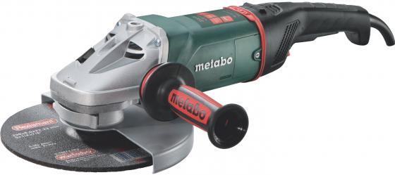 Углошлифовальная машина Metabo WE24-230MVT 230 мм 2400 Вт 606469000 шлифмашина угловая metabo we 24230 mvt 2400вт 606469000